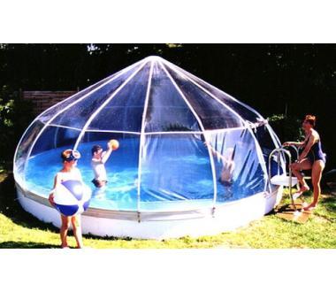 Sonnenkrone typ b rund von 4 6 7 3m beckenabdeckung for Schwimmbecken rund 3m