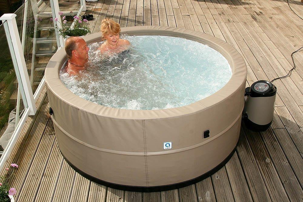 Outdoor whirlpool aus polen