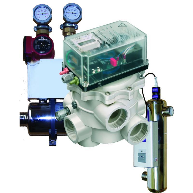 Heizungswärmetauscher HWT 35 für Triton Premium