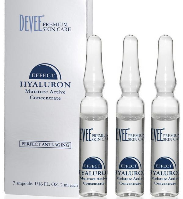 Hyaluron Effect Moisture Active 7x2ml Ampullen