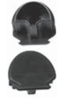 Endkappe f. Aluminiumprofil Walo Pool Evolution o. Woodstar €/St