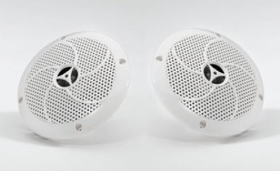 Lautsprecher für Saunakabine bis 110°C