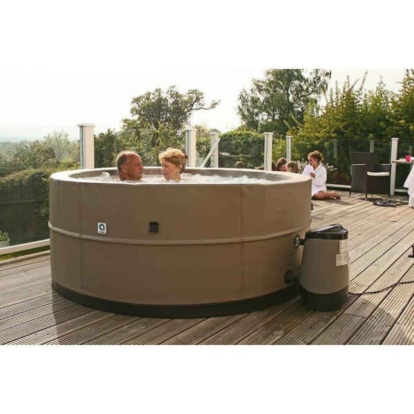 outdoor whirlpool swift current portable spa. Black Bedroom Furniture Sets. Home Design Ideas